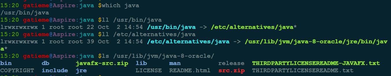 Ubuntu安装JDK详解 Ubuntu 第2张-泥人传说
