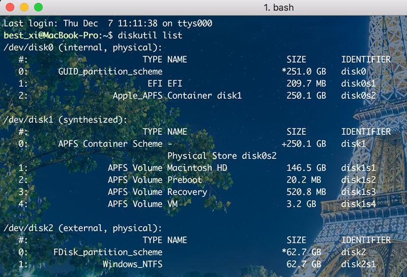 Mac NTFS读写问题 黑苹果系统(破解版) 第2张-泥人传说