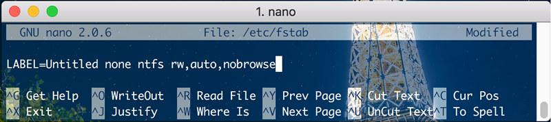 Mac NTFS读写问题 黑苹果系统(破解版) 第6张-泥人传说