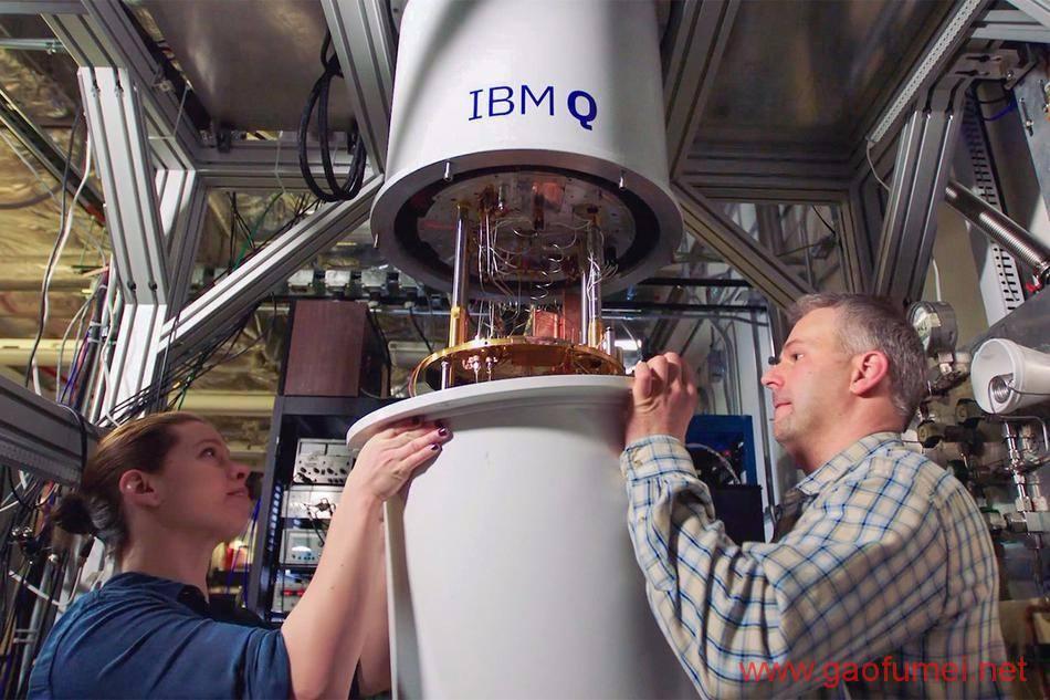 IBM研发出50位量子计算机平均相干时间达到90微妙 量子科技 第4张-泥人传说
