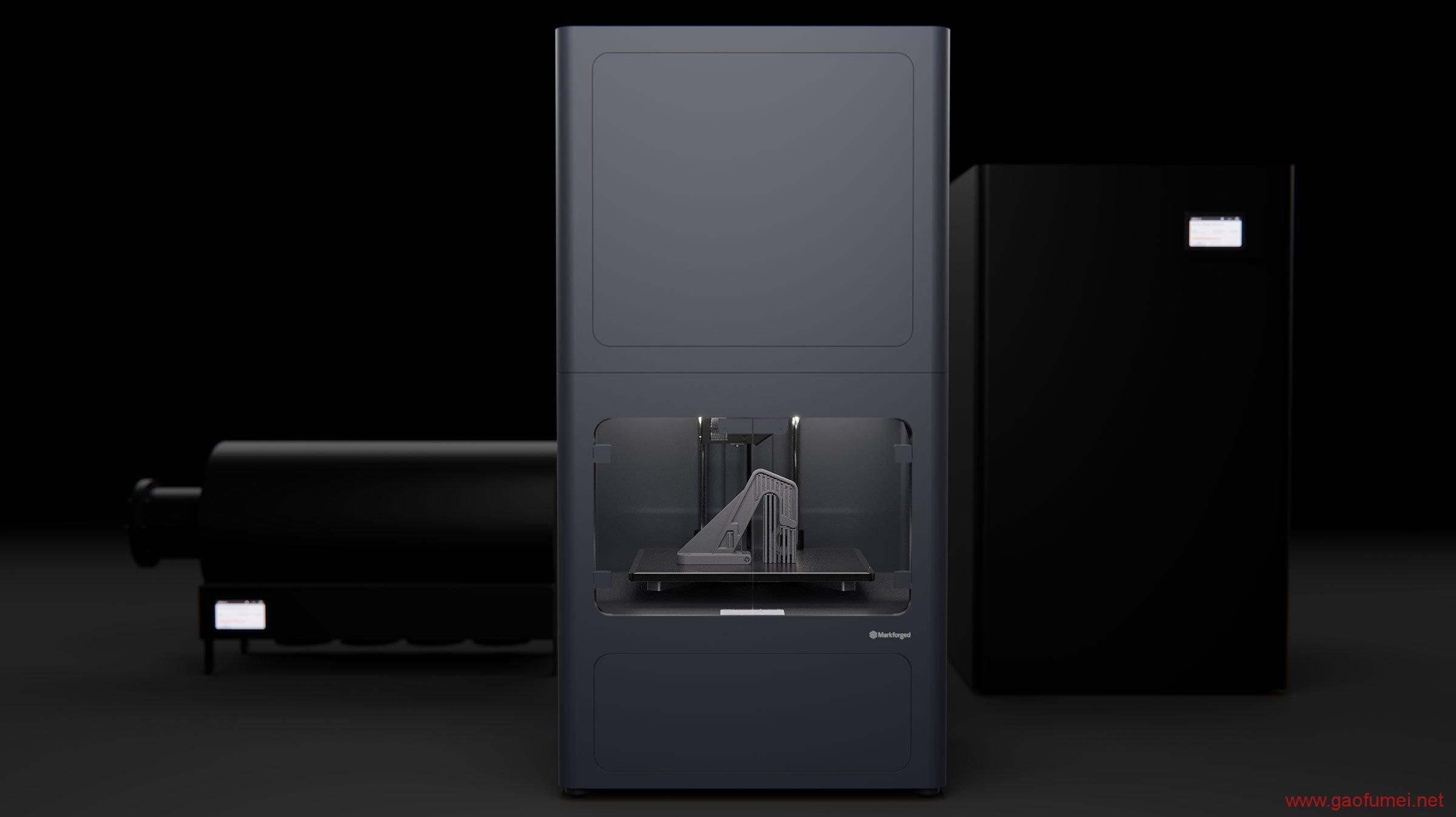 Markforged完成C轮3000万美元融资NASA御用的高性能工业3D打印机 3D打印 第1张-泥人传说