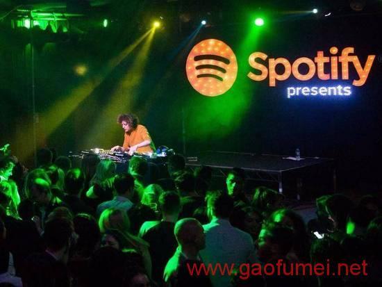 Spotify推出Sponsored Songs功能免费用户成盈利目标 流媒体 第1张-泥人传说
