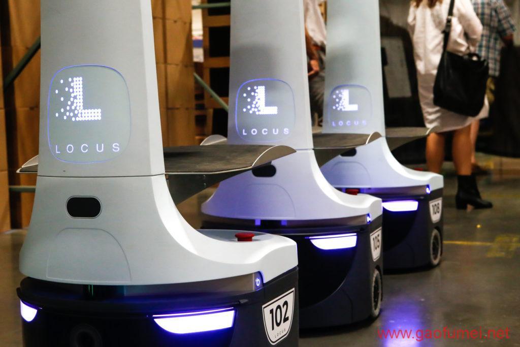 Locus Robotics完成2500万美元B轮融资这家仓库机器人公司要来中国 机器人 第1张-泥人传说