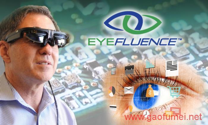 谷歌也要眼球追踪收购Eyefluence为VR储备 生物识别 第1张-泥人传说