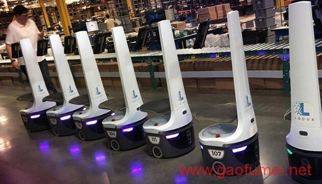 Locus Robotics完成2500万美元B轮融资这家仓库机器人公司要来中国 机器人 第5张-泥人传说