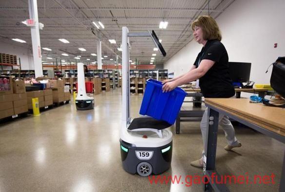 Locus Robotics完成2500万美元B轮融资这家仓库机器人公司要来中国 机器人 第4张-泥人传说