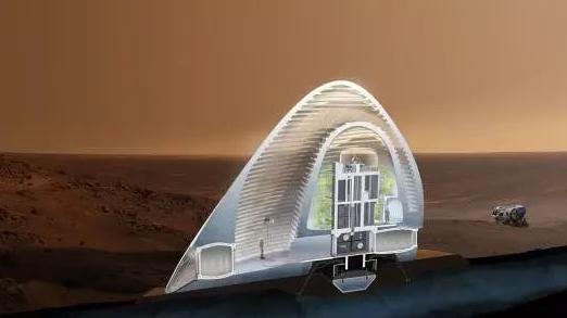 NASA计划在火星建造冰屋用于人类居住 空间站 第2张-泥人传说