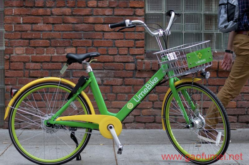 LimeBike获得5000万美元融资中国团队在美国开设共享单车 共享经济 第1张-泥人传说