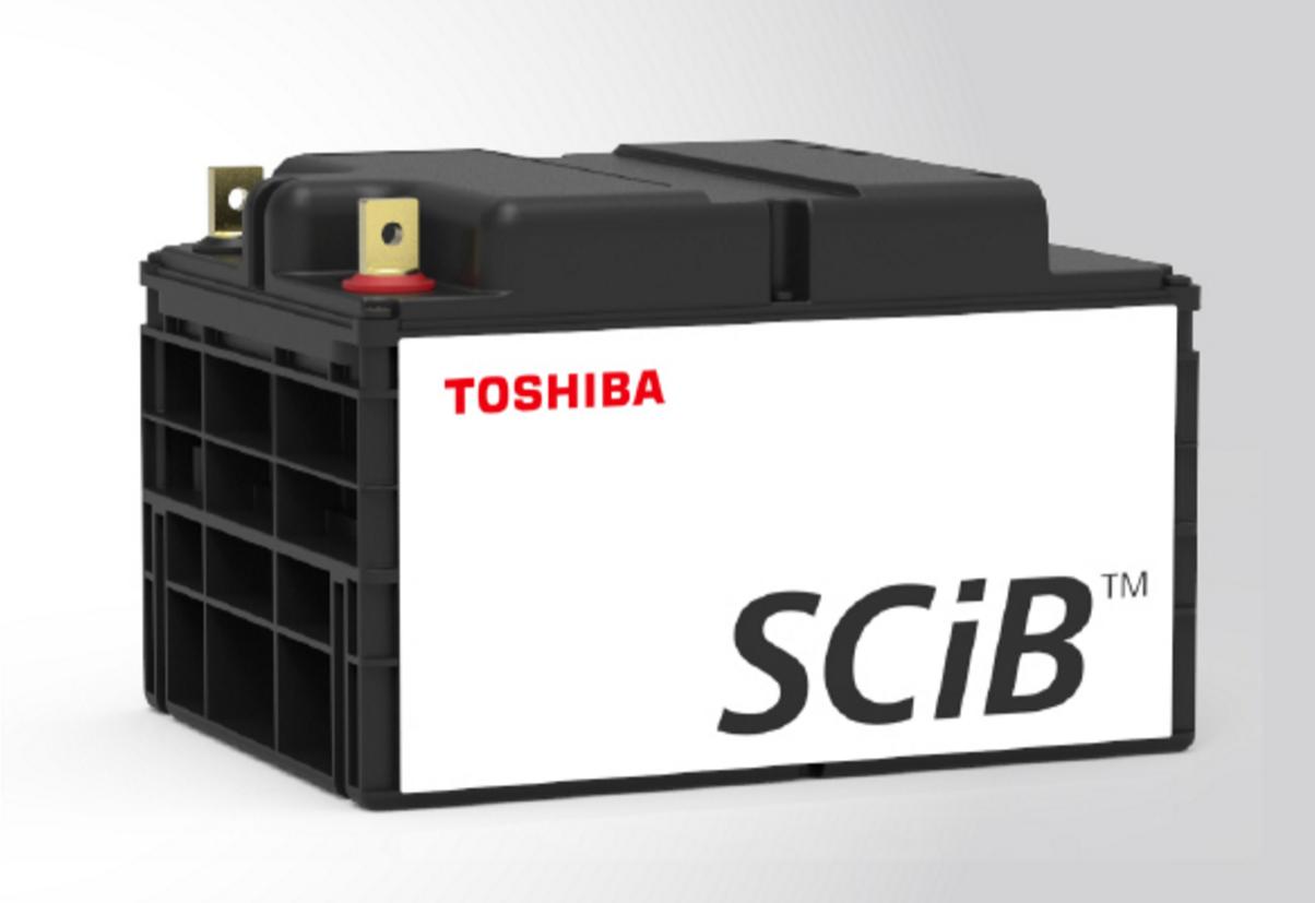 东芝研发新一代SCiB锂离子电池充满电仅需6分钟 储能技术 第1张-泥人传说