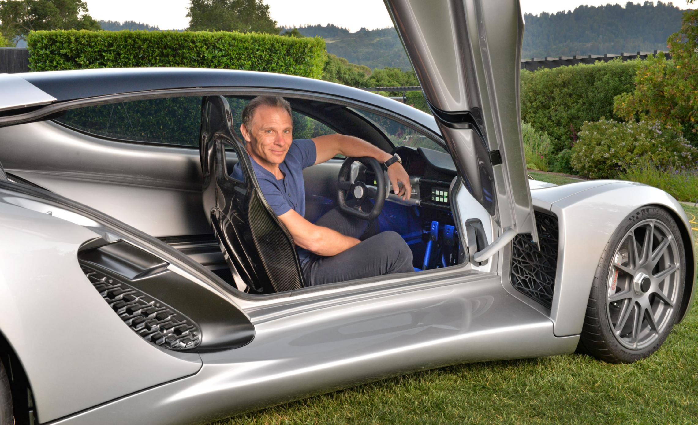 Divergent 3D获6500万美元B轮投资利用3D打印革新汽车行业 3D打印 第1张-泥人传说