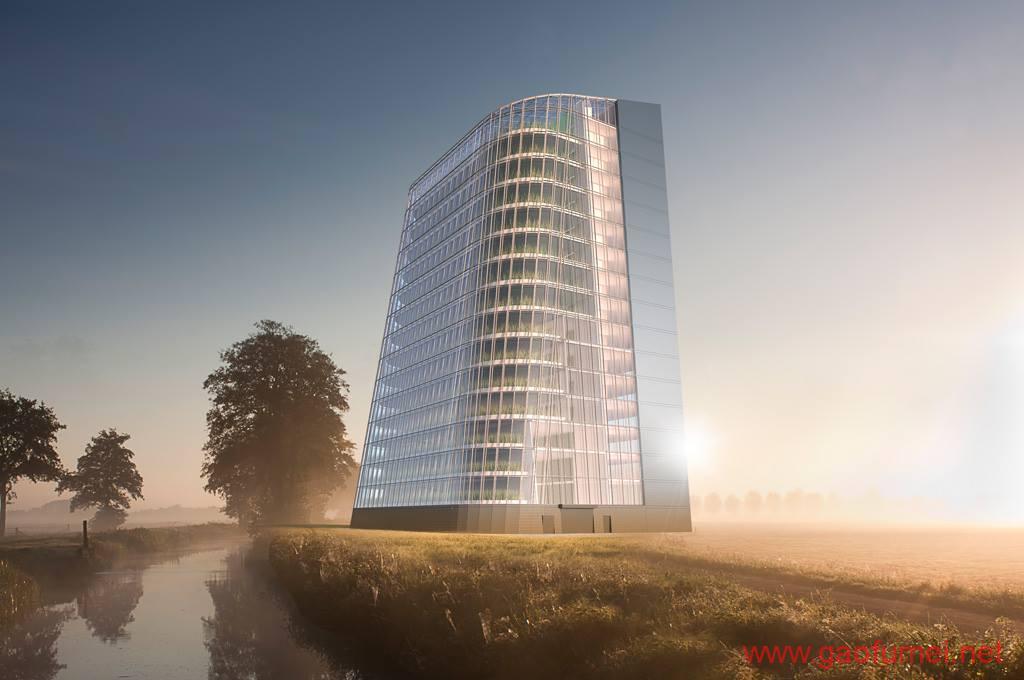 Plantagon在WEF发布植物大厦设计方案上海或将兴建城市农场 农业科技 第2张-泥人传说