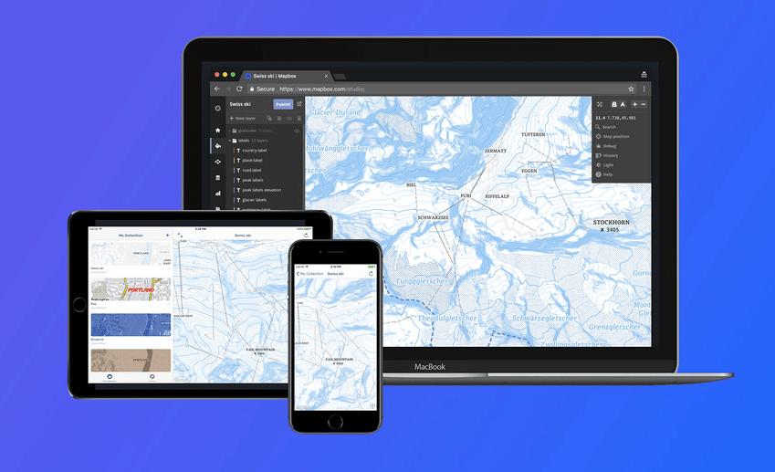 Mapbox获1.64亿美金融资将把业务拓展至AR和无人驾驶 地图应用 第2张-泥人传说