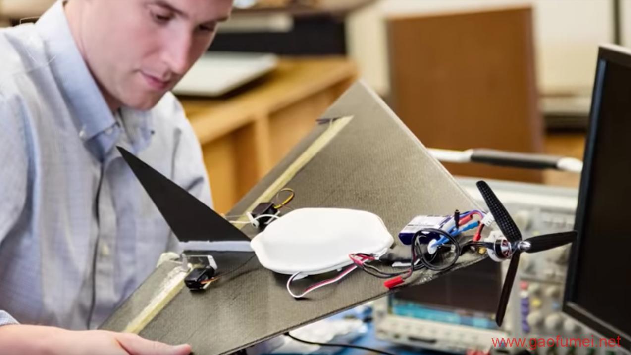 约翰·霍普金斯大学正在研制仿飞鱼两栖无人机隐蔽性极佳的情报刺探工具 无人机 第1张-泥人传说