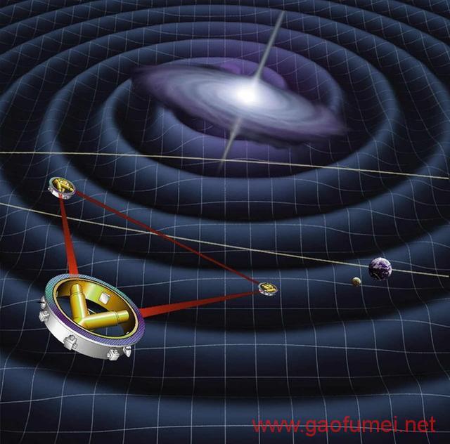 LISA 探路者任务终结迈出太空引力波探测第一步 空间探测器 第2张-泥人传说