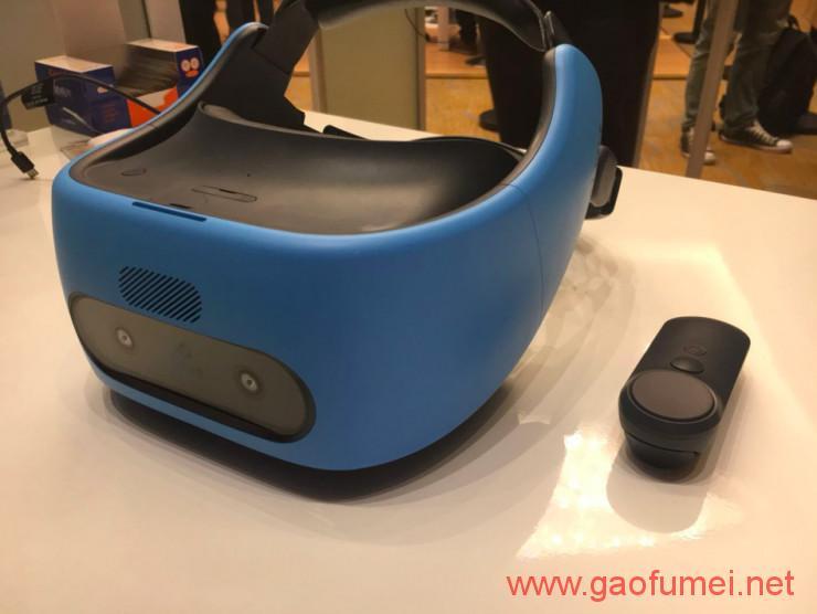 HTC Vive发布VR一体机同时推出移动开放平台 虚拟现实 第2张-泥人传说