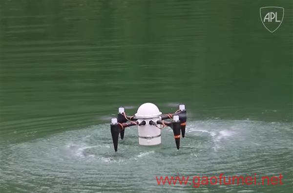 约翰·霍普金斯大学正在研制仿飞鱼两栖无人机隐蔽性极佳的情报刺探工具 无人机 第2张-泥人传说