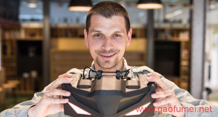 VRgineers发布5K分辨率VRHero头显虚拟世界纤毫毕现 虚拟现实 第2张-泥人传说