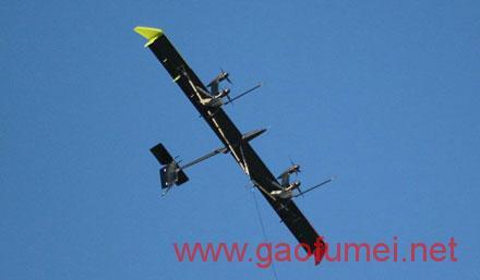 谷歌全尺寸发电风筝试飞侧风飞行前路漫漫 新能源 第1张-泥人传说