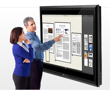 微软帝国触角再展微软收购触控技术公司Perceptive Pixel 触控技术 第1张-泥人传说