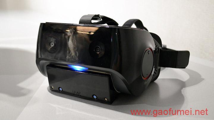 HTC展示中国版Vive一体机搭载835骁龙移动平台 虚拟现实 第2张-泥人传说
