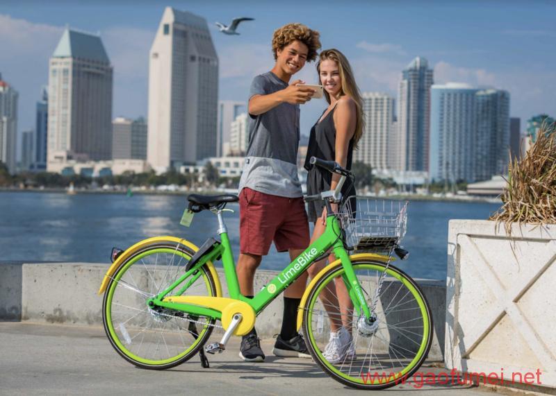 LimeBike获得5000万美元融资中国团队在美国开设共享单车 共享经济 第3张-泥人传说