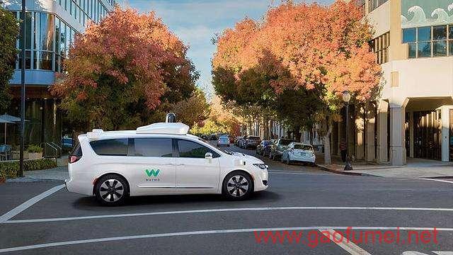 Waymo无人驾驶汽车在凤凰城正式上路前排不设有人类司机 自动驾驶 第2张-泥人传说