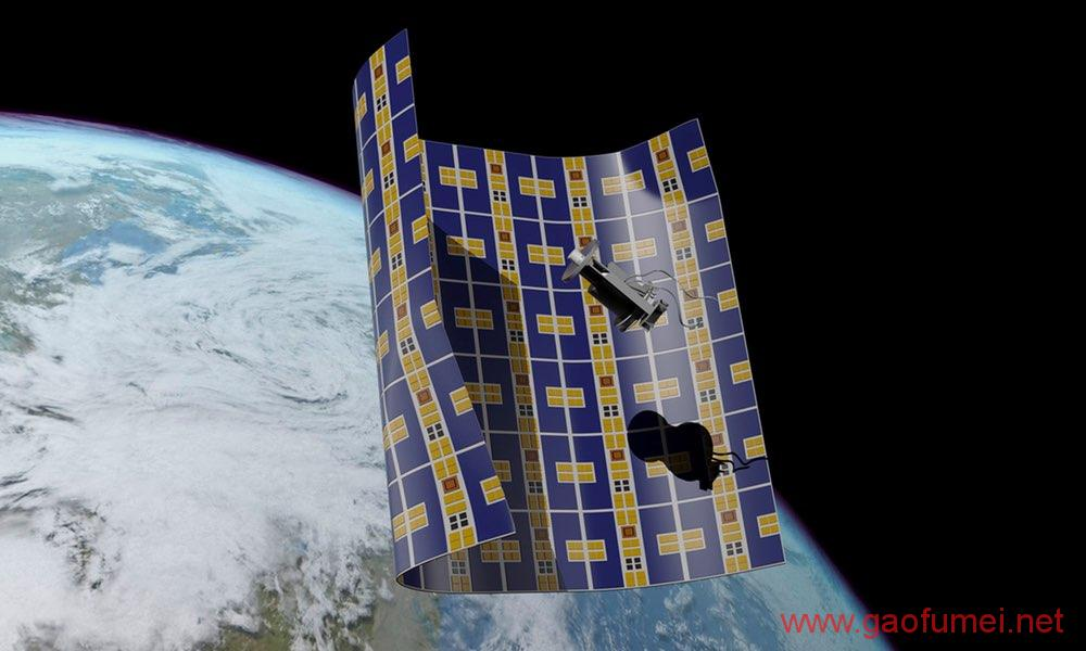NASA资助研发薄膜状太空飞行器誓将太空垃圾清扫殆尽 空间探测器 第1张-泥人传说