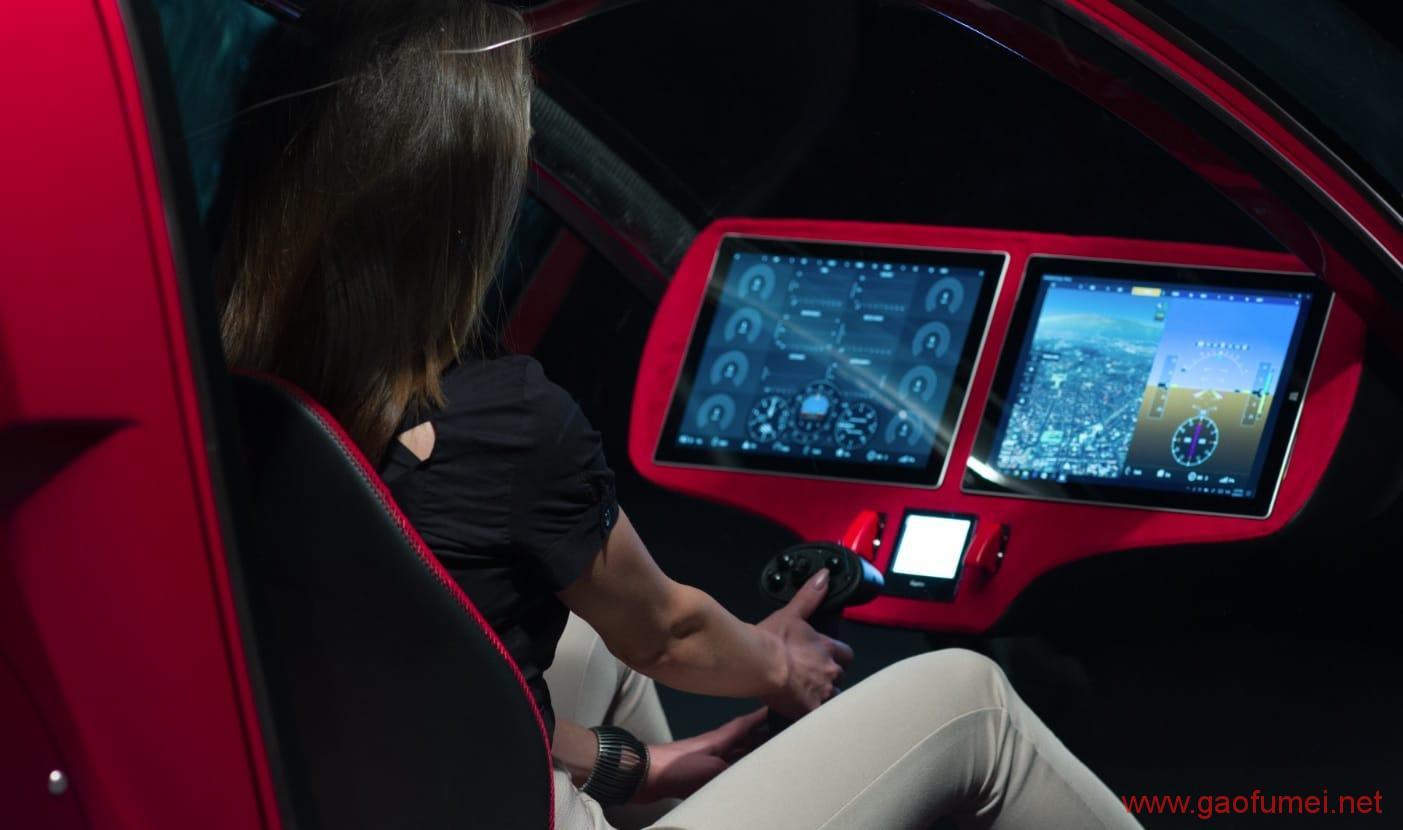 Passenger Drone发布载无人机拥有16旋翼能载2人 无人机 第3张-泥人传说