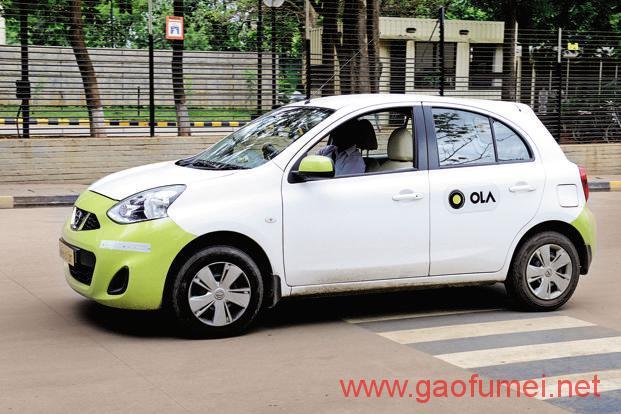 Ola完成20亿美元融资印度版滴滴开始烧钱大战 共享经济 第2张-泥人传说