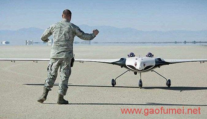 NASA无人机X-56成功完成测试机翼可变形和分离 无人机 第4张-泥人传说