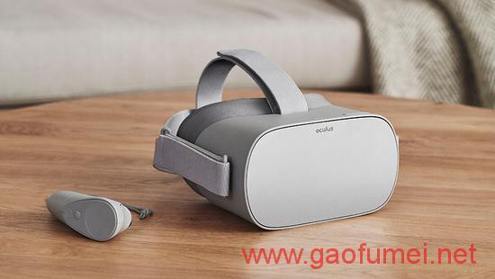 Oculus强势发布移动端VR一体机定价亲民明年发售 虚拟现实 第2张-泥人传说