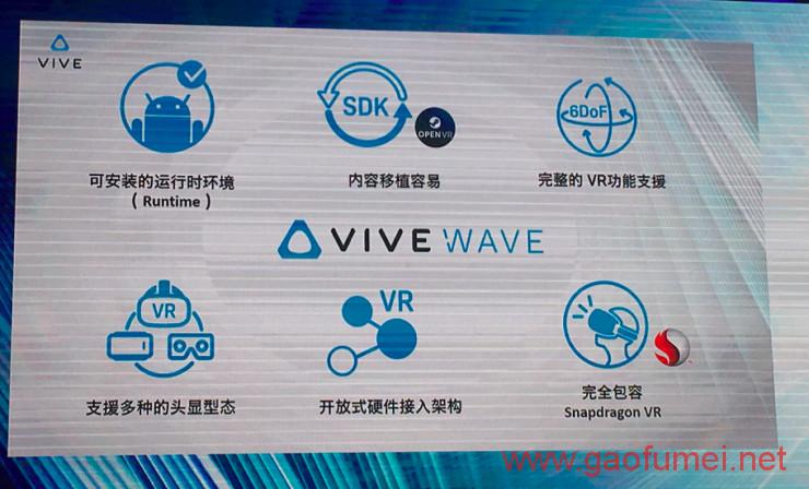 HTC Vive发布VR一体机同时推出移动开放平台 虚拟现实 第3张-泥人传说