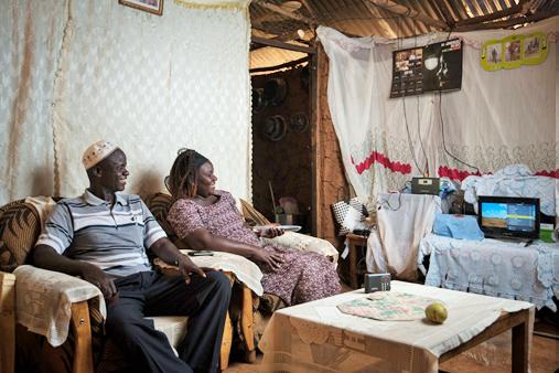 光伏电视创企再获融资为非洲农村带来电视节目 太阳能 第1张-泥人传说