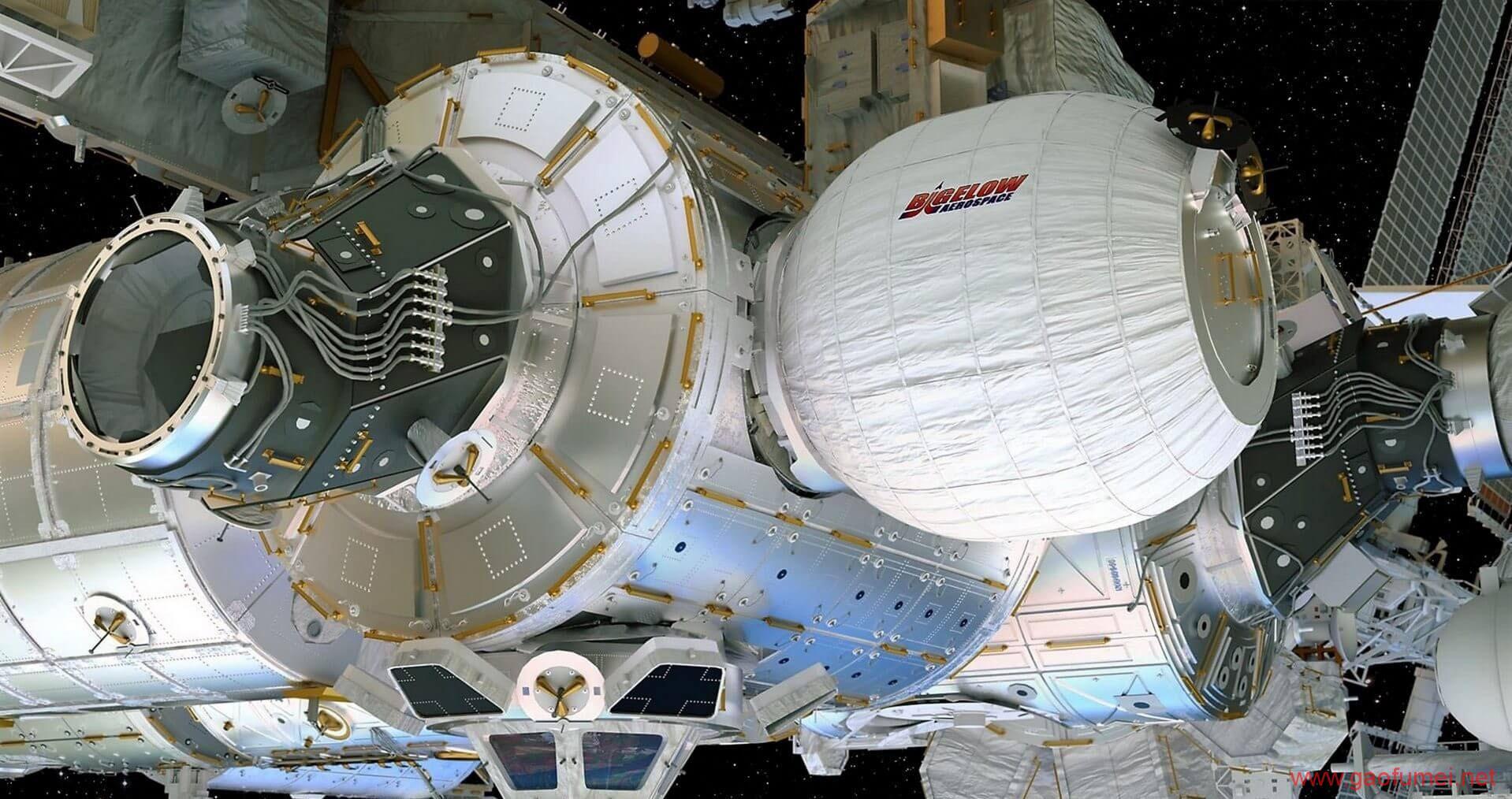 毕格罗将于2022年发射太空旅馆生活娱乐设施一应俱全 空间站 第3张-泥人传说