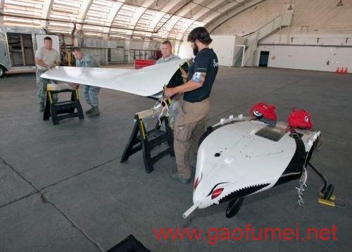NASA无人机X-56成功完成测试机翼可变形和分离 无人机 第3张-泥人传说