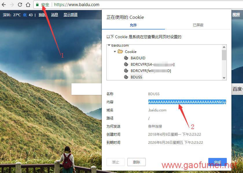 BaiduPCS-Go 使用CMD命令行全速下载百度云 网络问题 第4张-泥人传说