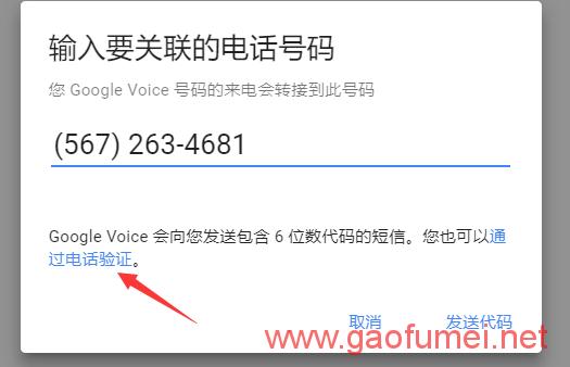 最新Google Voice 虚拟美国电话卡的注册方法(无需脚本,简单快速) 网络问题 第9张-泥人传说