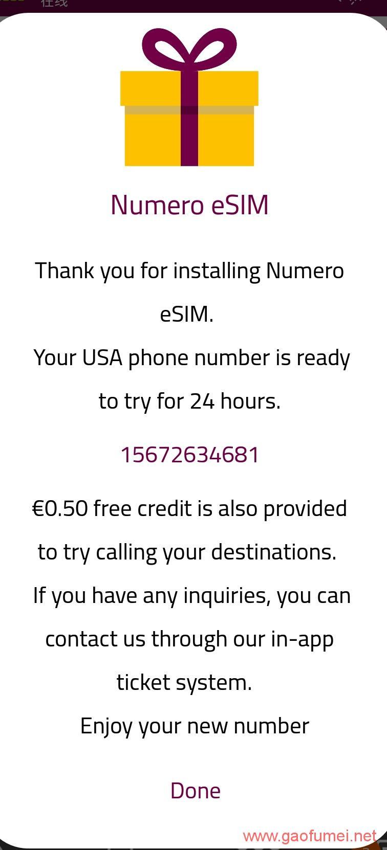 最新Google Voice 虚拟美国电话卡的注册方法(无需脚本,简单快速) 网络问题 第7张-泥人传说