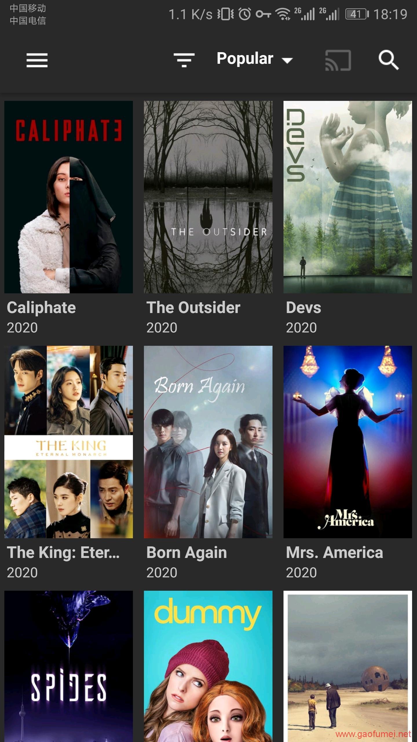 最新奈飞,网飞(Netflix)镜像APP:Netflix by APKFolks_7.49下载,亲测可用哦! 安卓版软件下载 第3张-泥人传说