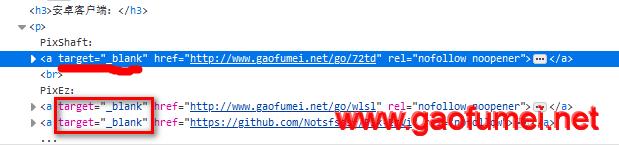 """无需插件,通过函数代码自动为wordpress文章内容的链接加上target=""""_blank""""(文章内的链接在新标签页面打开) SEO推广 第2张-泥人传说"""