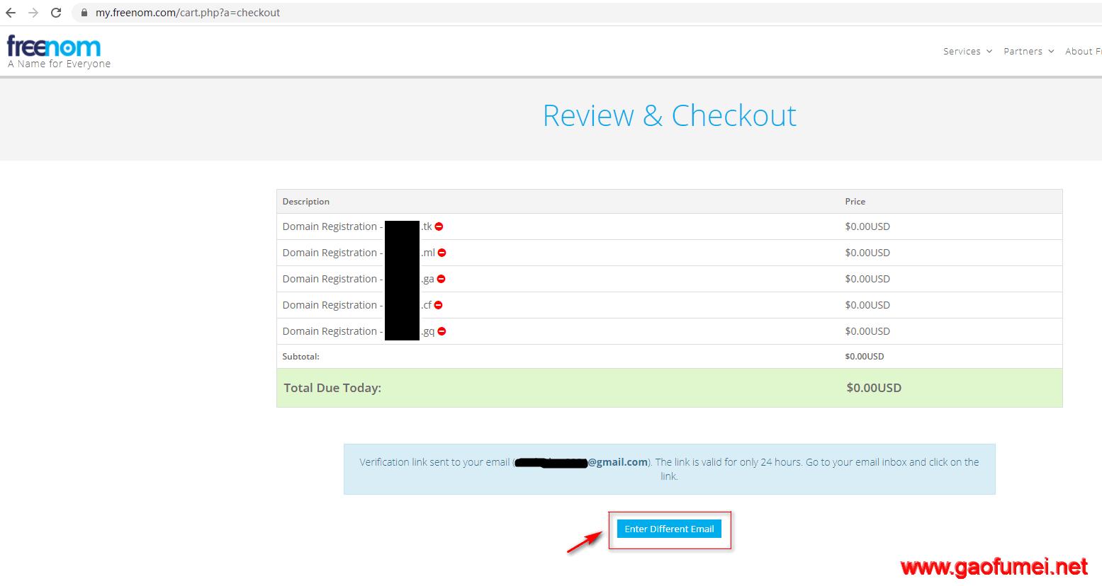 freenom用谷歌帐号来登陆,直接提示:Your social login could not be deturemined无法确定您的社交登录名.)的终级解决办法,亲测有效。 网络问题 第5张-泥人传说